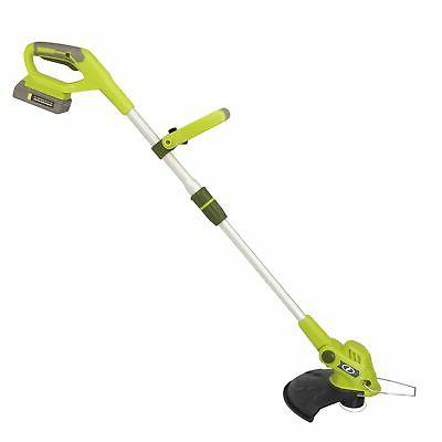 cordless swath string trimmer