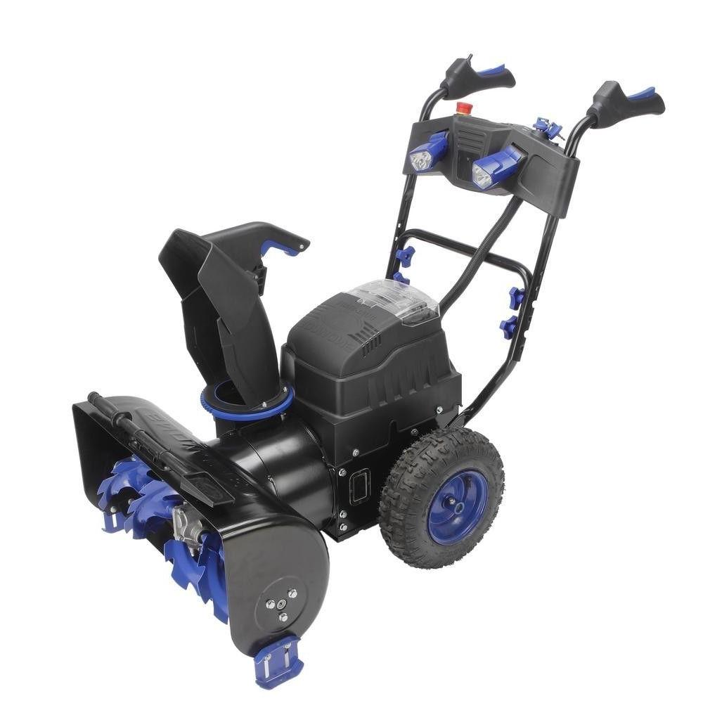 Snow Joe Cordless Two Stage Snow Blower 24-Inch | | ION8024-XRP