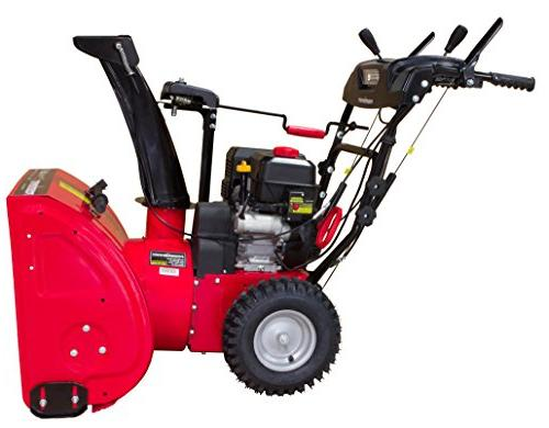 PowerSmart 212cc Gas Snow Power Turning