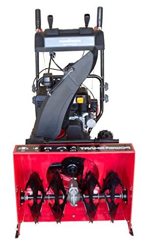 PowerSmart 212cc Start Gas Snow Blower