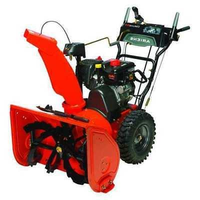 deluxe 30 in 2 stage snow blower