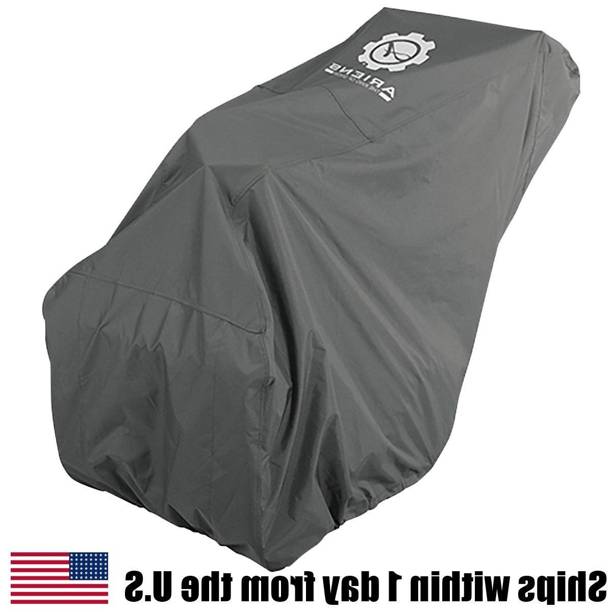 deluxe professional two stage snow blower cover