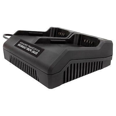Snow Joe Dual Port Battery iON Series, Black