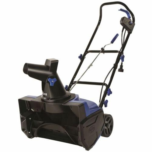 Electric Snow Removal Thrower Patio Lawn Garden Outdoor Tool