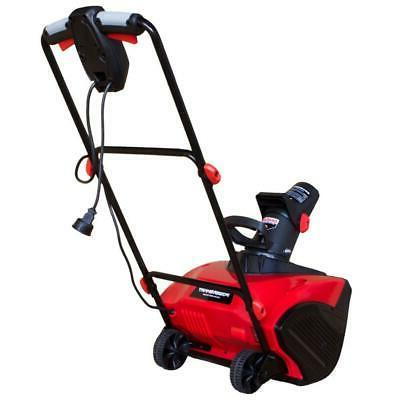 Electric Snow Blower 18 in. Power