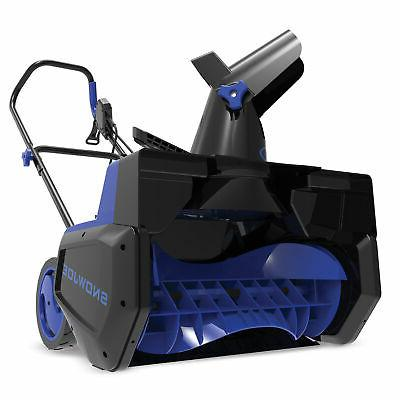 electric snow blower 21 in 14 amp