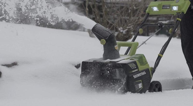 Electric Snow 18-Inch With Charger