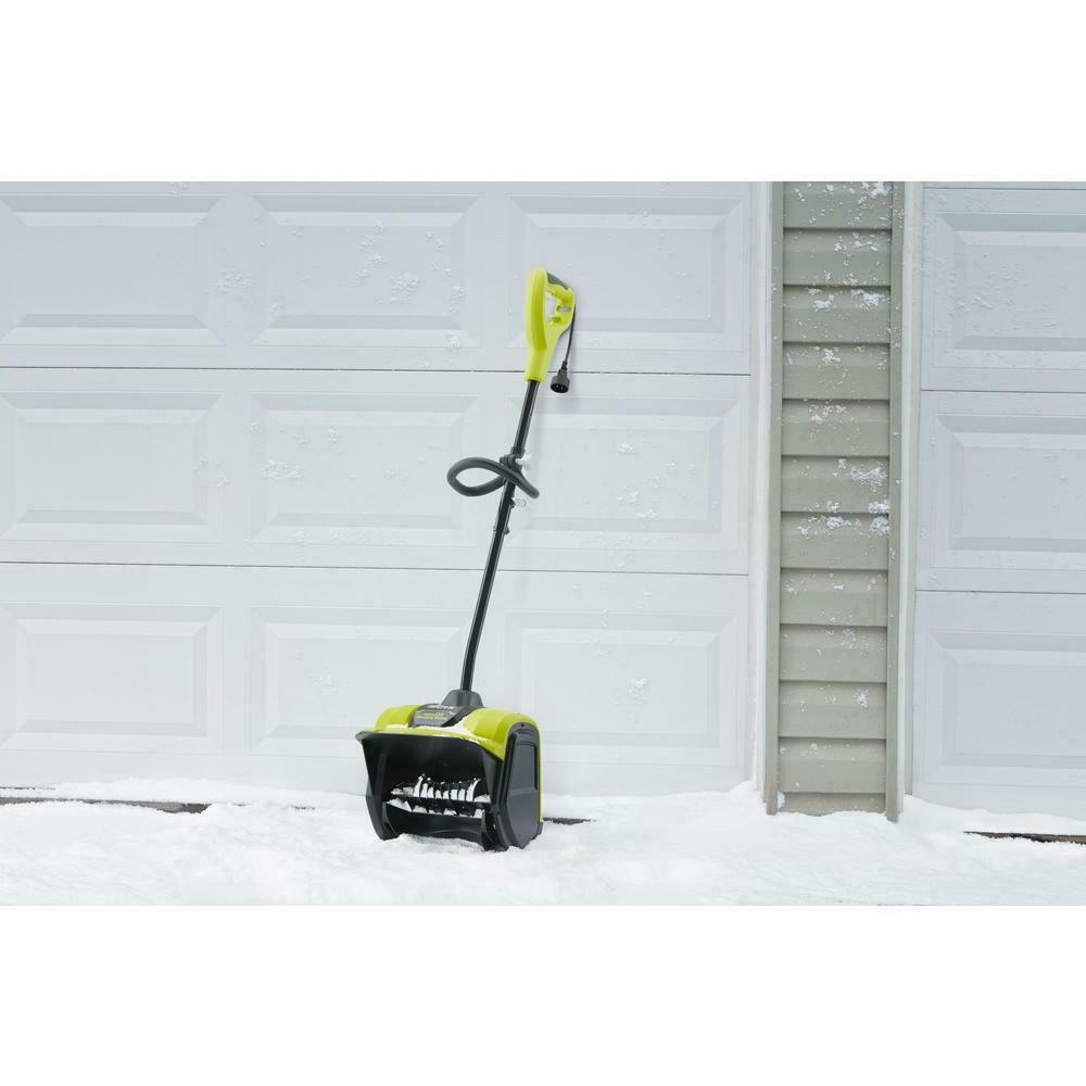 Electric Blower 12 in. 10 Amp Corded Outdoor Power RYOBI