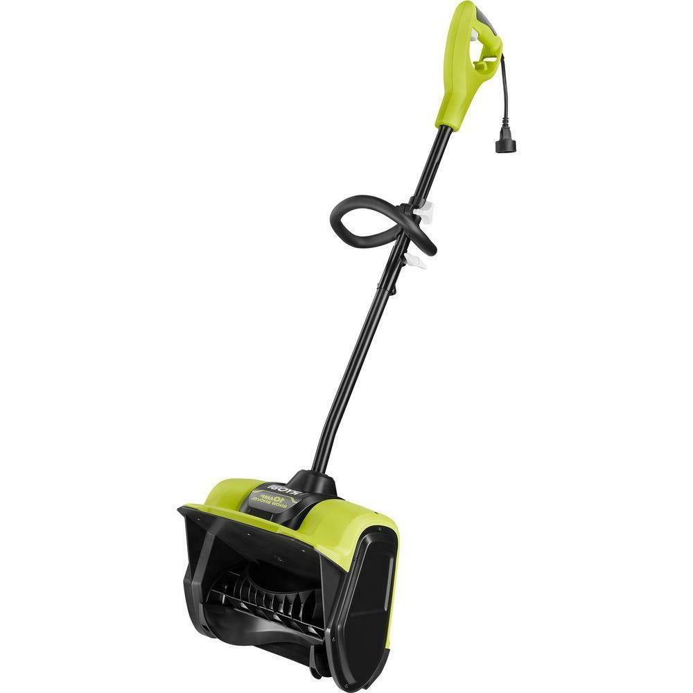 Electric Shovel 12 Corded Outdoor Equipment RYOBI
