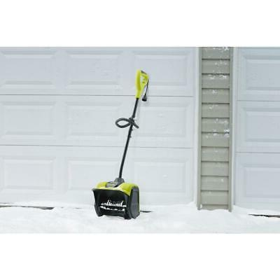 electric snow blower shovel snow remover thrower