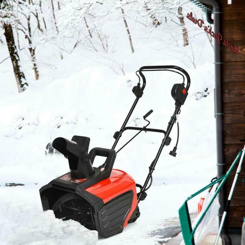 Electric Snow Amp Snow Corded Snow Blower