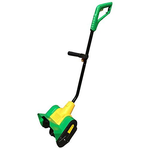 electric snow thrower blower