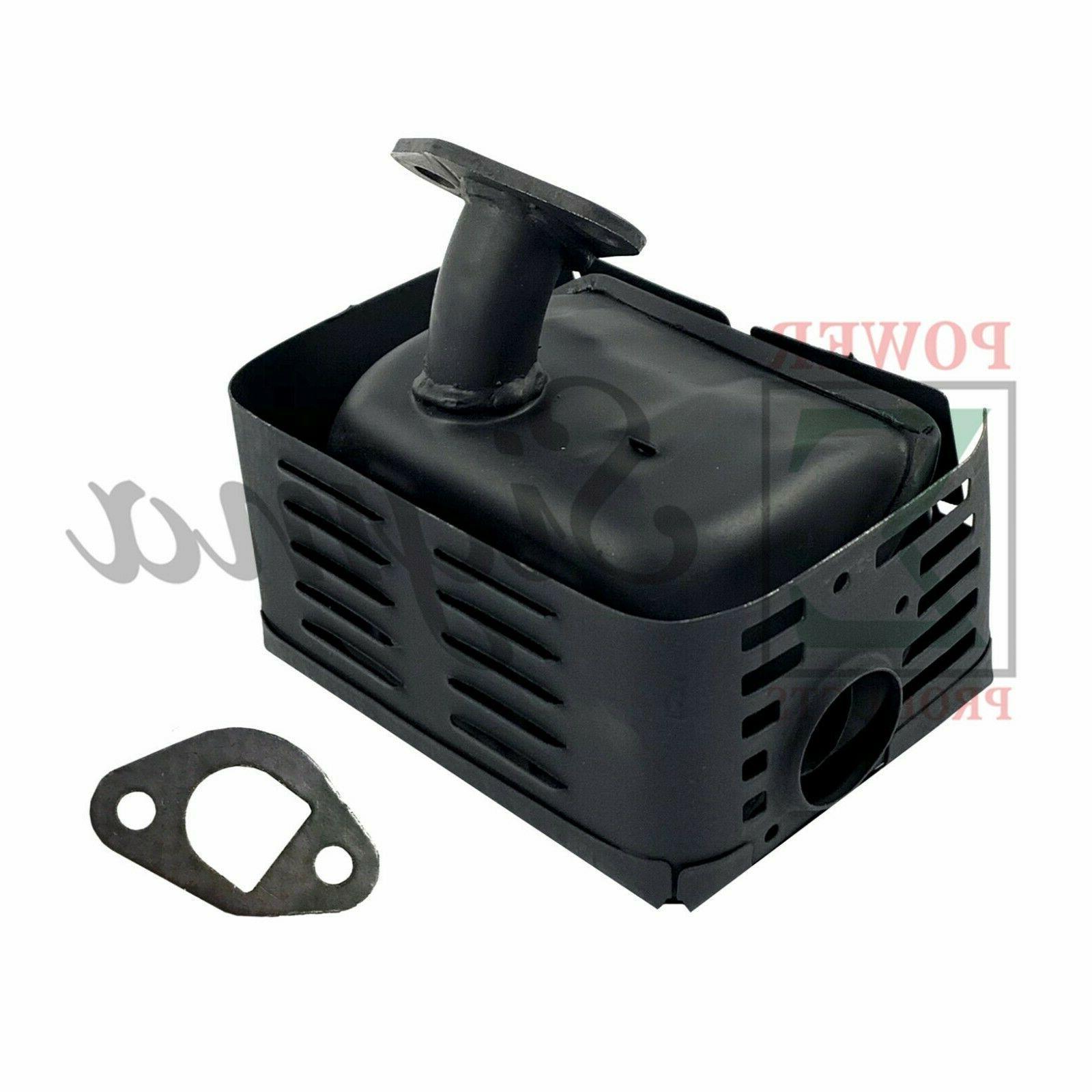 Exhaust Muffler Heat Shield For HS624 Snow
