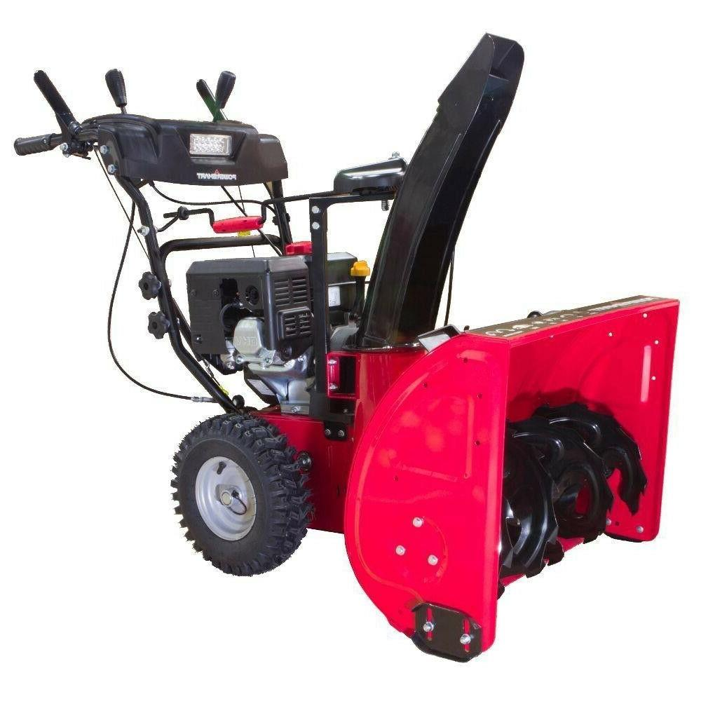 "Factory sealed powersmart snow blower 28"" 2-stage electric"