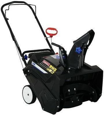 gas snow blower 87cc single