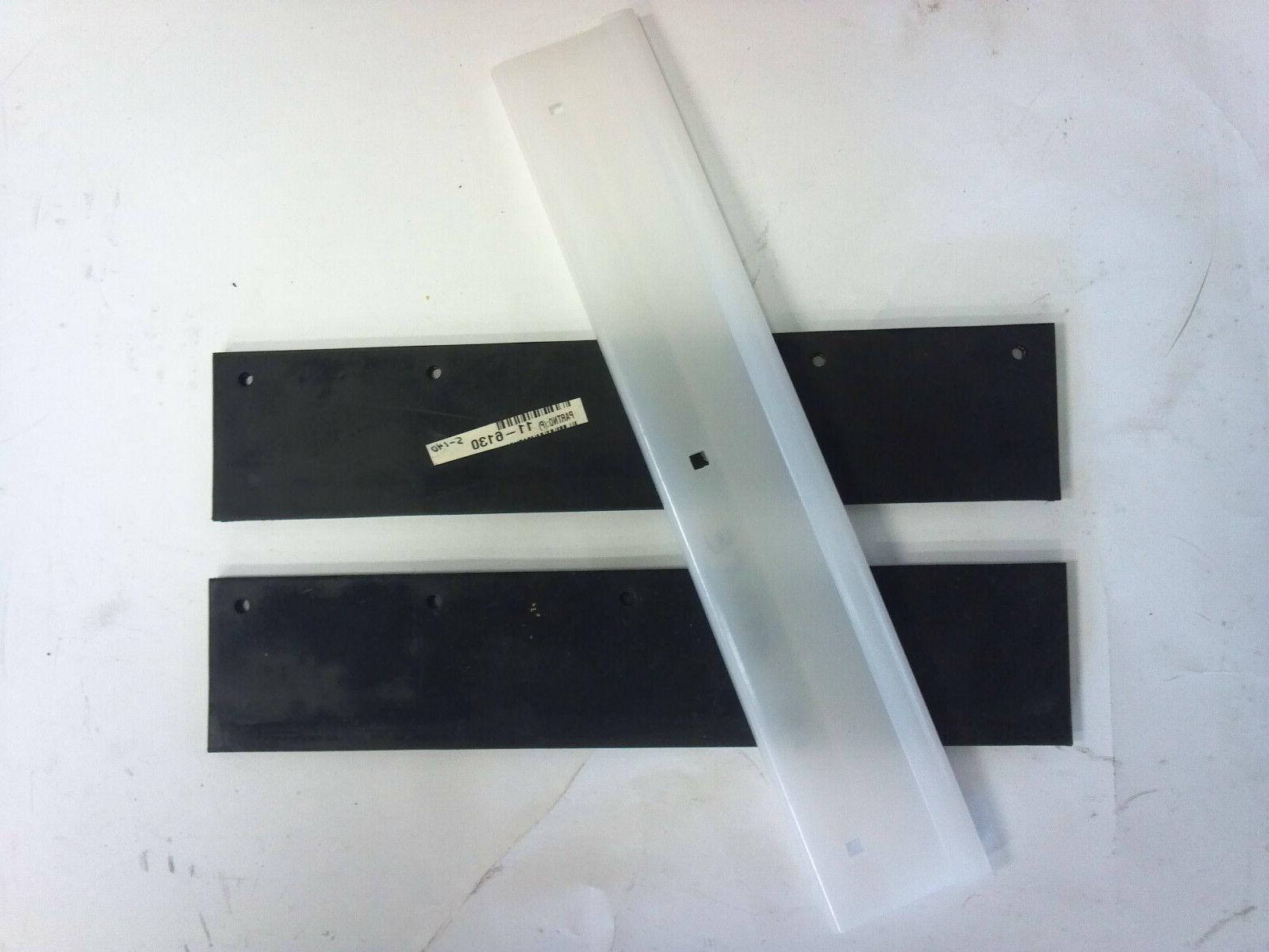 genuine paddles scraper bar blade kit fit