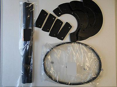 Honda HS35 Snow Blower, Paddle Set, Scraper Bar and Belt Set