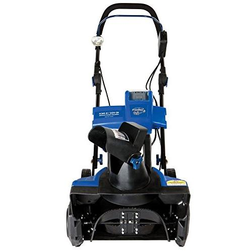 "iON Cordless 18"" Single Stage Brushless Snow"