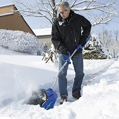 Snow iON13SS Cordless Snow Shovel Rechargeable Lithium-ion 13-Inch