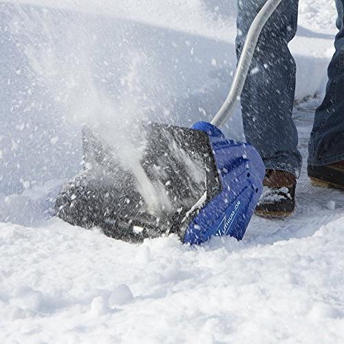 Snow Joe iON13SS Cordless Snow Shovel Rechargeable Lithium-ion 13-Inch