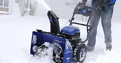 Snow Max 5.0 Cordless Self-Propelled 3-Speed Reverse Snow Blower