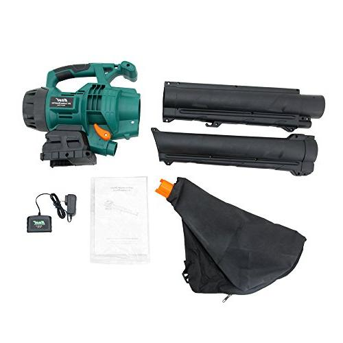 EAST 20V Leaf Blower Cordless Sweeper Battery & Charger Included