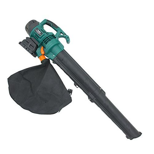 EAST 20V Speed 15L Leaf Cordless Sweeper Vacuums, Battery & Charger