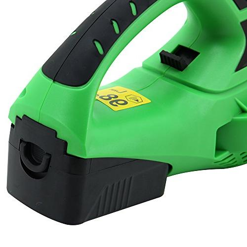 Leaf Sweeper, Battery & Charger