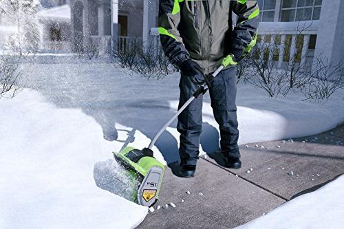 Greenworks Snow Not Included 2601402