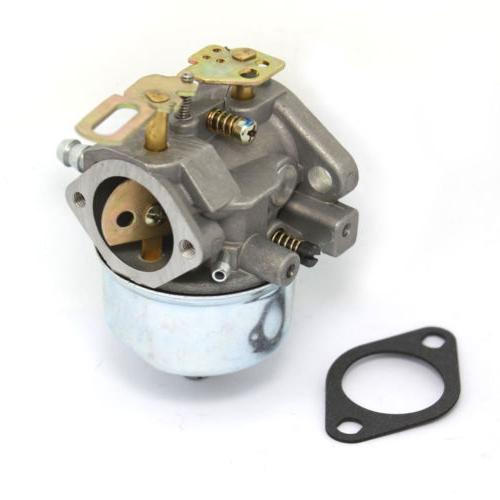New Carburetor for Snowblower 8hp HM70 HM80 Sears