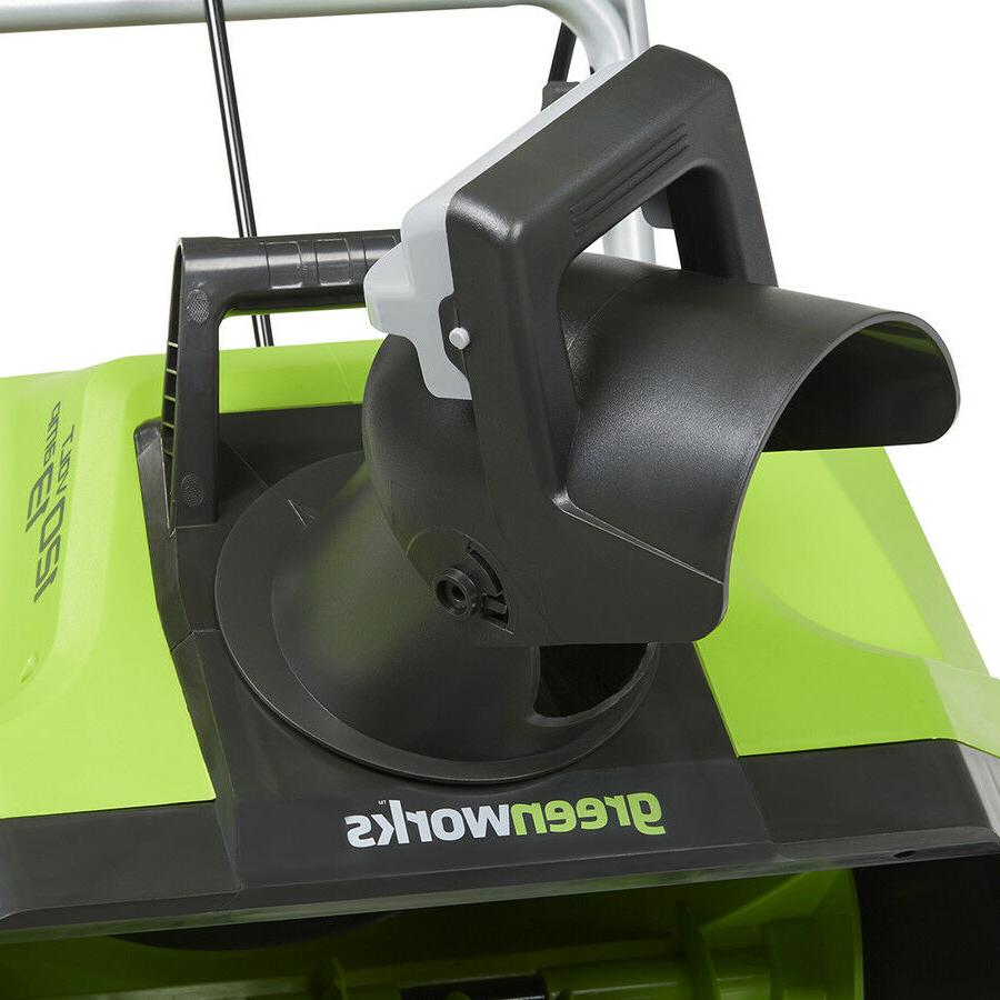 """NEW Green Works Pro Electric Snow 20"""" 13AMP"""