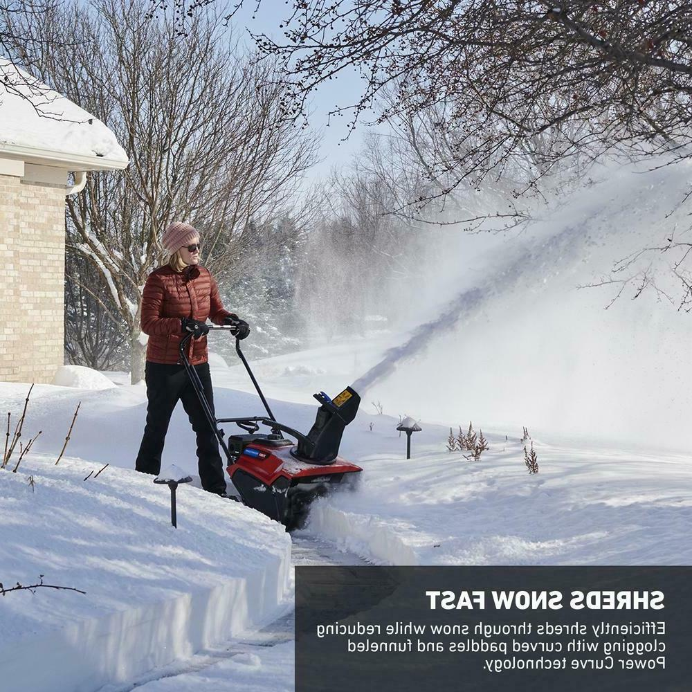 NEW Snow BLower Power C721 in. cc Self Propelled