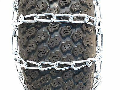 PAIR 2 CHAINS for Craftsman Lawn Mower Tractor Rider