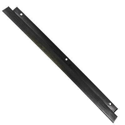 03813800 scraper blade uhmw pe for gravely