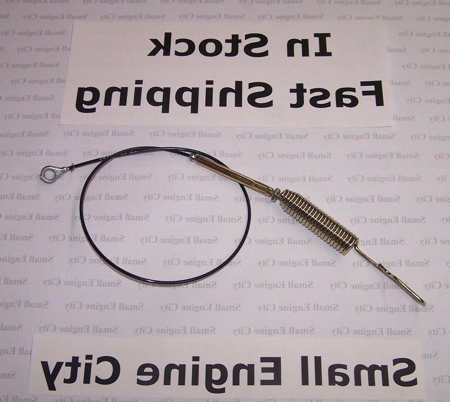 pet 379 genuine 06900301 snowblower traction cable