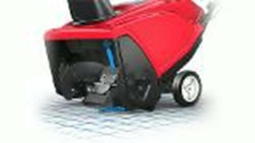 18 In. Single Gas Snow Power Equipment
