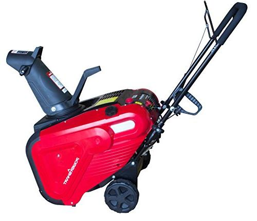 PowerSmart 196 Snow Thrower