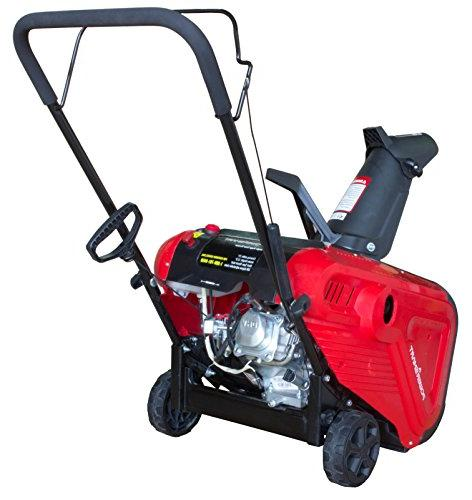 PowerSmart DB7005 21 Inch 196 cc Single Snow Thrower
