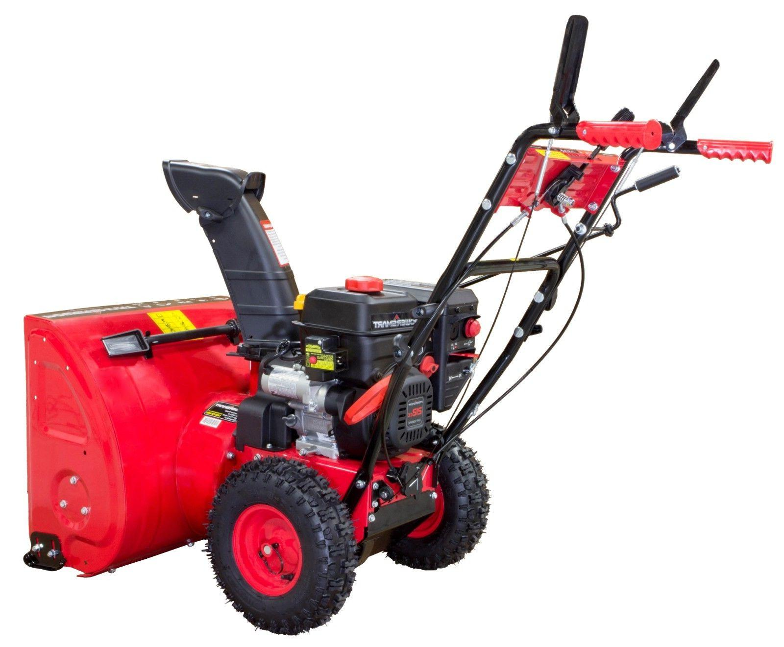 Power 2-Stage Electric Start Snow