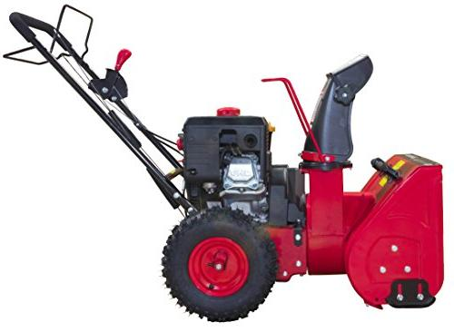 Power Smart 212cc Thrower