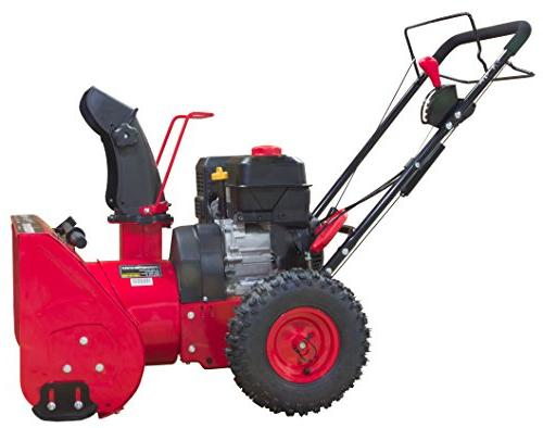 Power DB7659H 22-inch 212cc Two Thrower