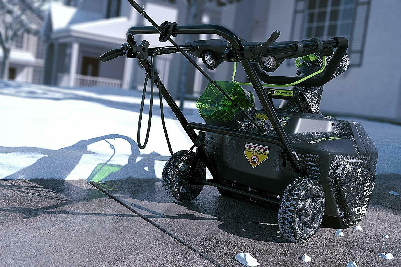 NEW Greenworks PRO 80V Cordless + AH Battery