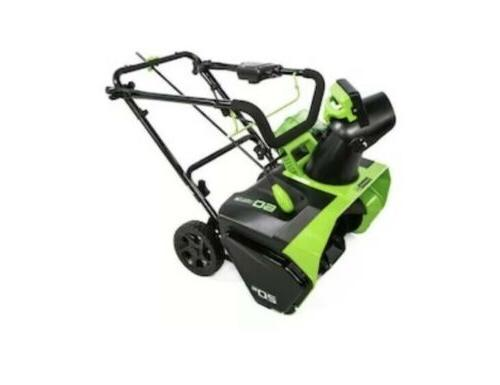 Greenworks Pro 60-Volt Single-Stage Cordless Snow