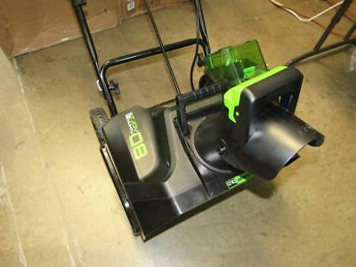"Greenworks Pro 80v 20"" Snow Thrower 2600402 - BATTERIES"
