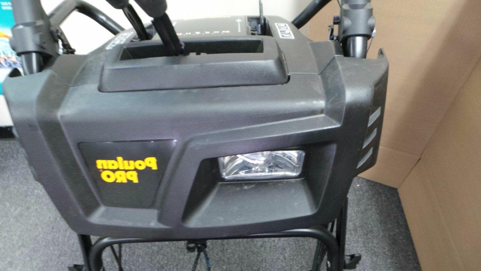 Poulan Pro PR241 208cc Electric Start BWY1