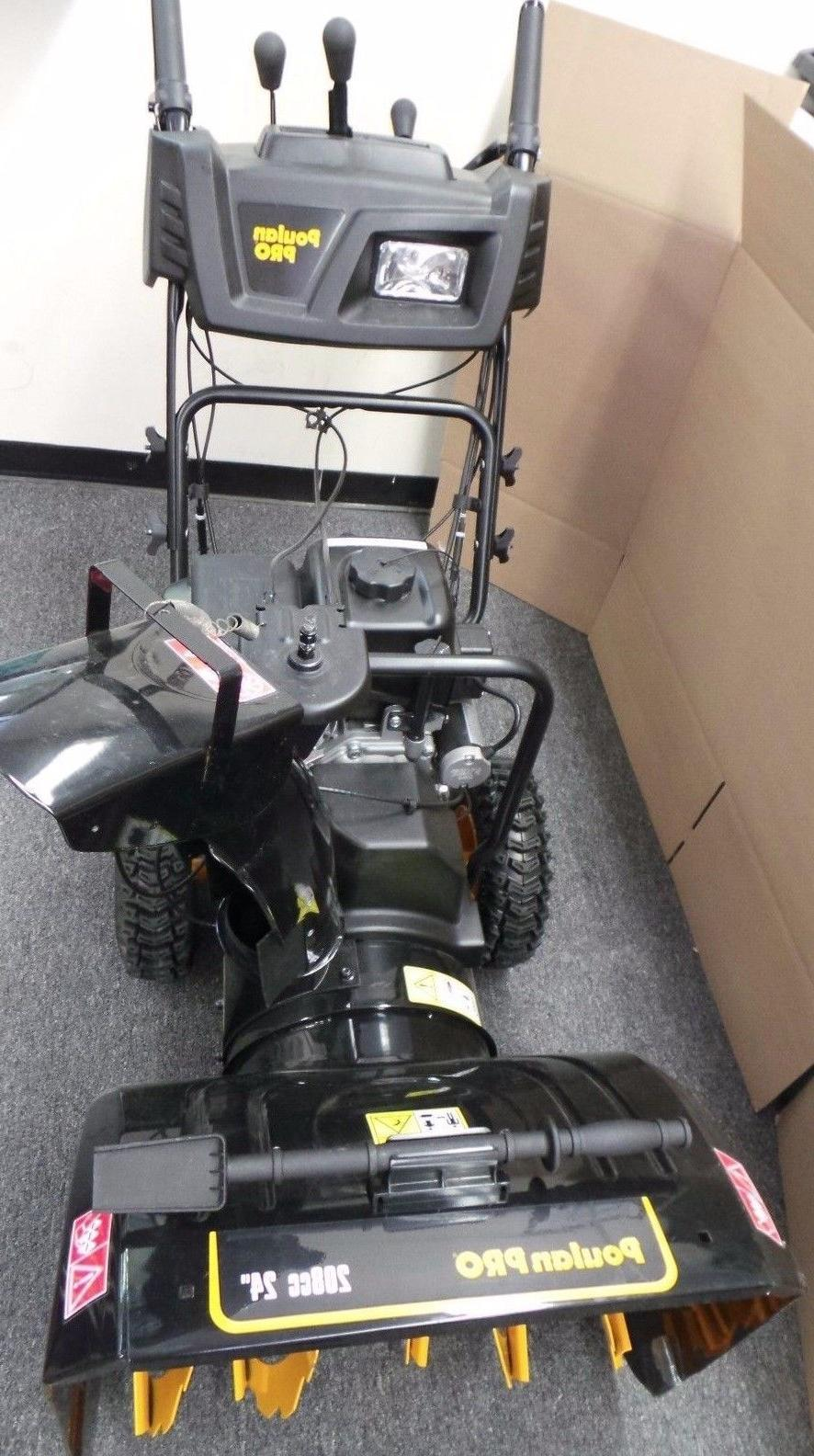 pro pr241 24 inch 208cc two stage