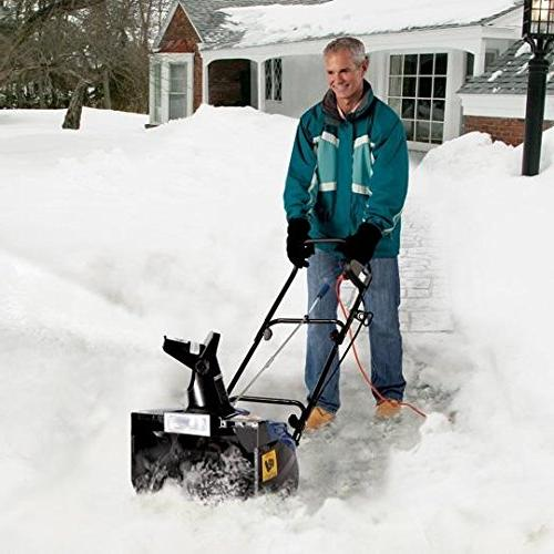Snow 13.5-Amp Electric With