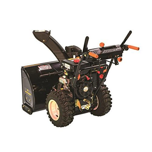 Remington RM3060 Start Two-Stage Snow Thrower