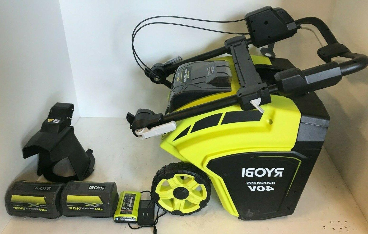 Ryobi RY40860 21 40V Brushless Blower GR