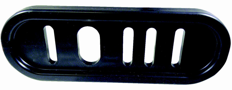 set of 2 universal snow blower reversible